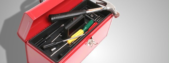 Toolbox | We facilitate the component search and selection